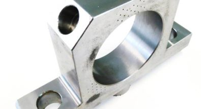 precision cnc machining services brisbane - bearing housing